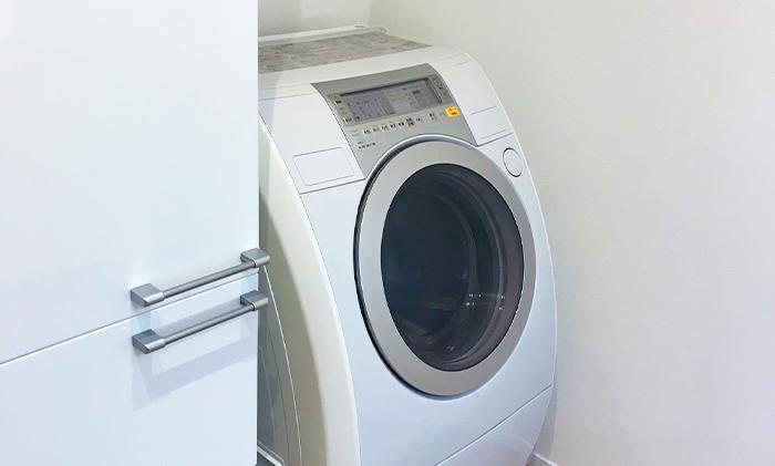 斜めドラム式洗濯機クリーニング